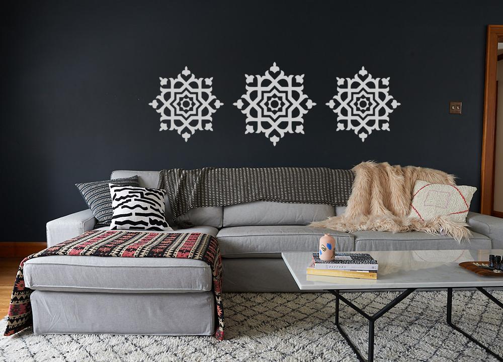 WD-0174-Islamic Architecture Design-7.1-Sliver Grey