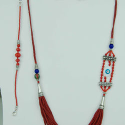 Coral Turkish Necklace